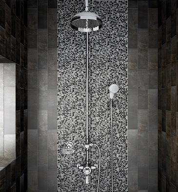 Avenbury shower