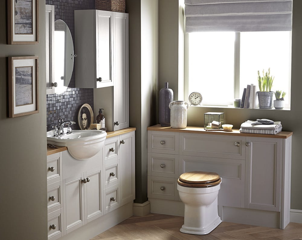 Fabulous Bathroom Furniture Ideas | Heritage Bathrooms