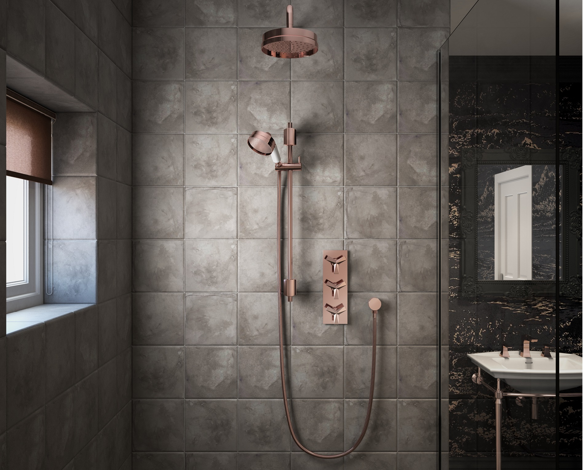 The completionist - why you need a matching tap and shower in your