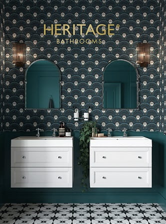 The 2020 Heritage Bathrooms brochure