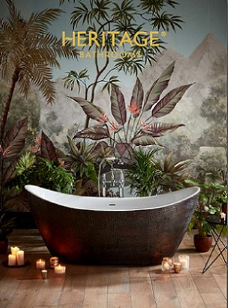 The Heritage Bathrooms brochure