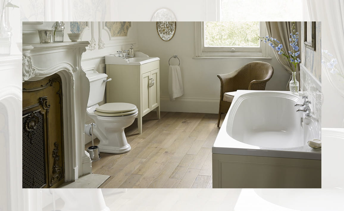 Dorchester Heritage Bathroom Collection