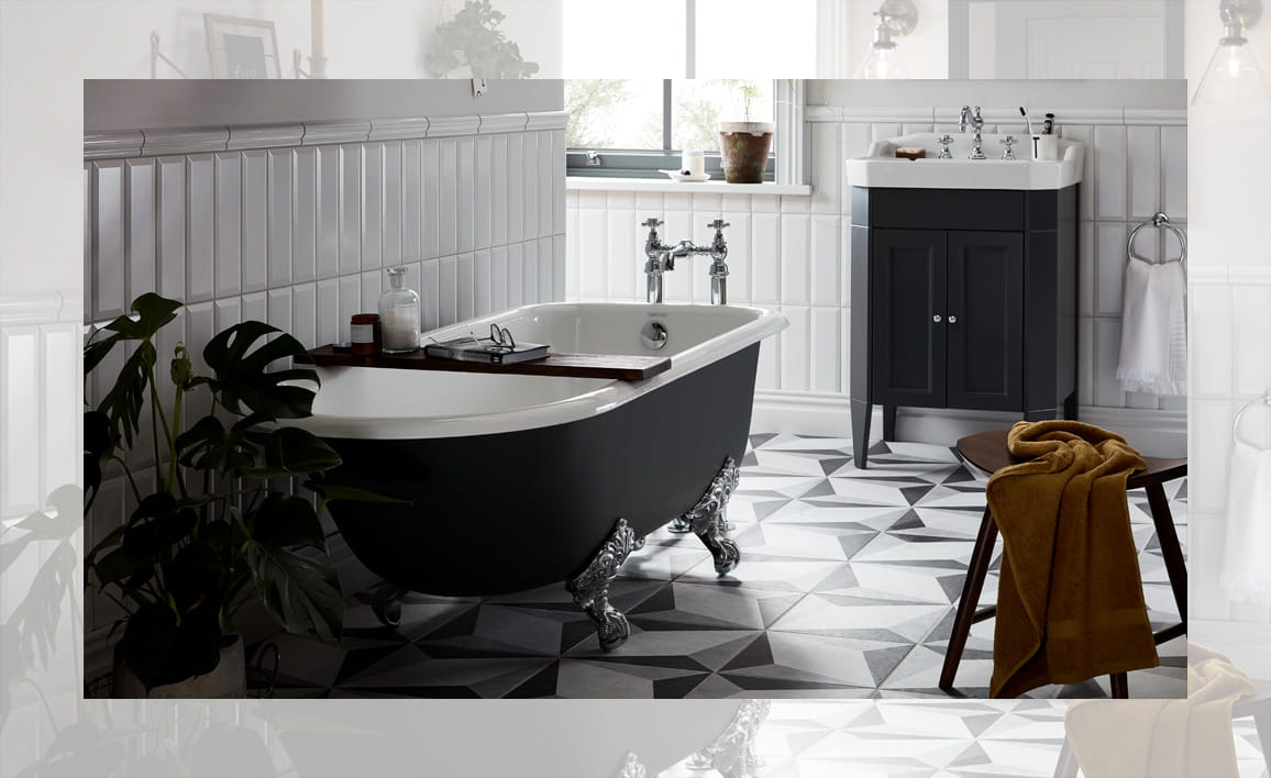 Granley Heritage bathroom suite