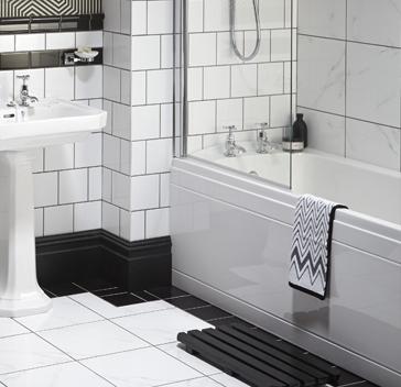 Granley deco bathroom collection heritage - Deco hangend toilet idee ...