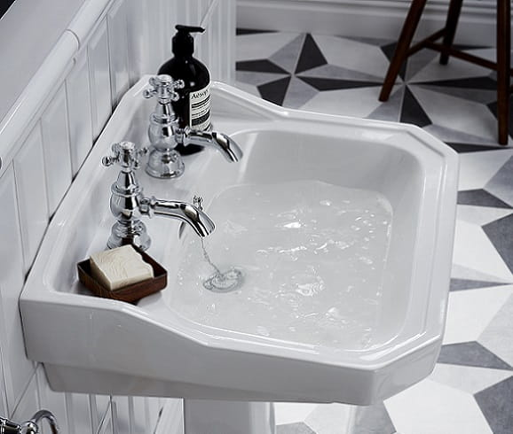 Browse our range of luxury bathroom suites heritage for Bathrooms n ireland