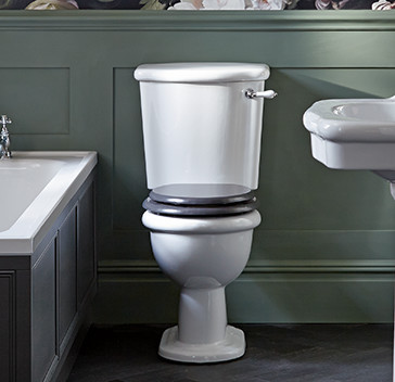 Victoria collection close coupled WC