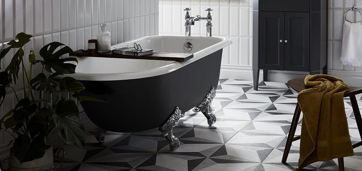 Granley with Freestanding Wessex Bath