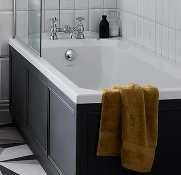 Granley fitted bath | Heritage Bathrooms