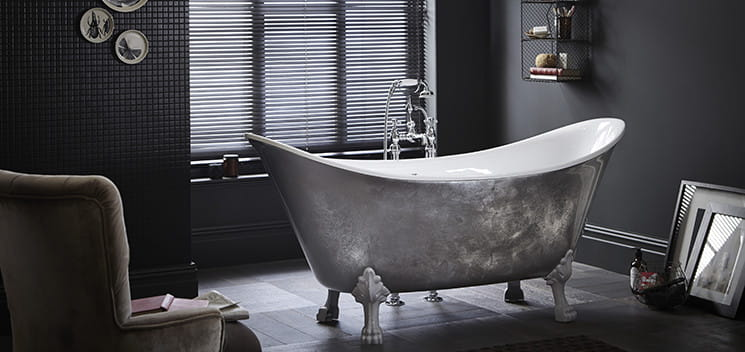 Freestanding Lyddinton Bath | Heritage Bathrooms