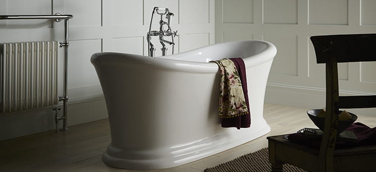 Freestanding Orford Bath | Heritage Bathrooms