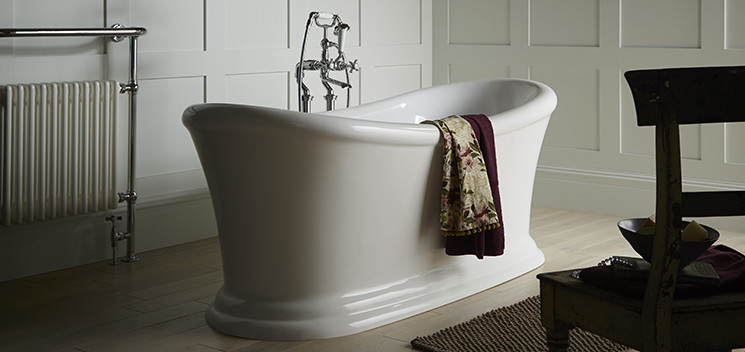Orford Freestanding Bath | Heritage Bathrooms