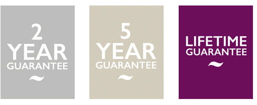 Heritage Bathrooms Product Guarantees