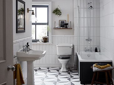 Exquisite Bathroom Collections Heritage 174
