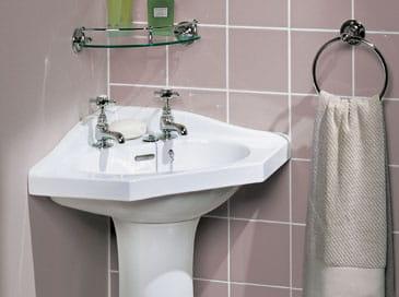 Corner Basins Corner Sinks Heritage