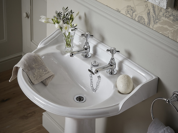 Dawlish Collection from Heritage Bathrooms