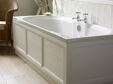 Fitted Acrylic Baths