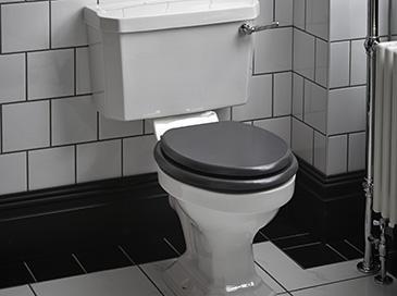 Granley deco wcs luxury toilets heritage