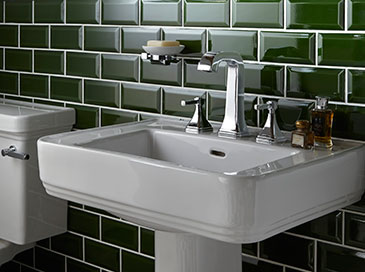 bathroom basins   bathroom sinks   heritage®
