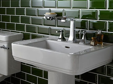 Standard Basins Are Great For Larger Bathrooms And Can Be Teamed With Pedestals Washstands Or An Elegant Vanity Unit Once You Ve Chosen A Basin 1