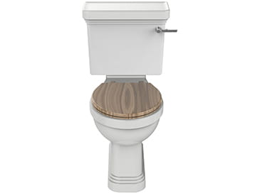 wc by Heritage Bathrooms