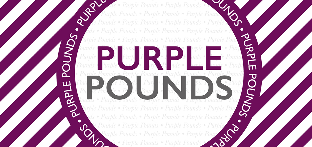 Purple Pounds | Heritage Bathrooms