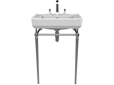Abington washstand for country chic bathrooms