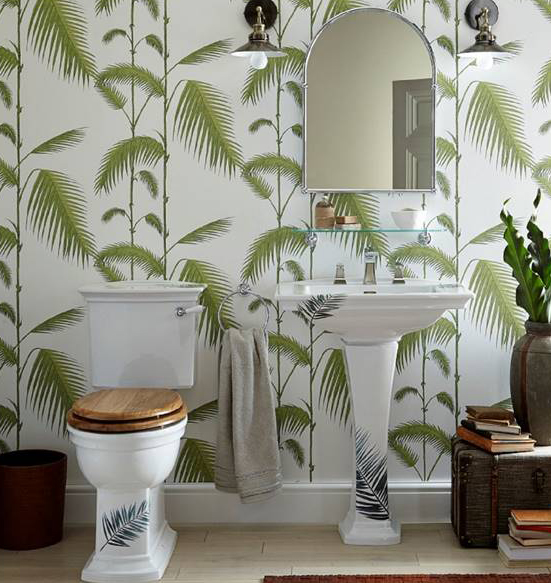 Tropical Bathroom Trend | Heritage Bathrooms
