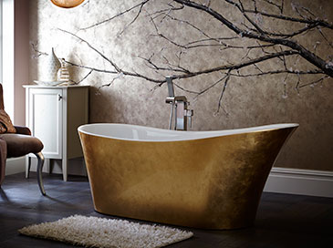 sink into softness with Heritage Bathrooms