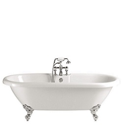 Baby Oban, our smallest Freestanding Bath
