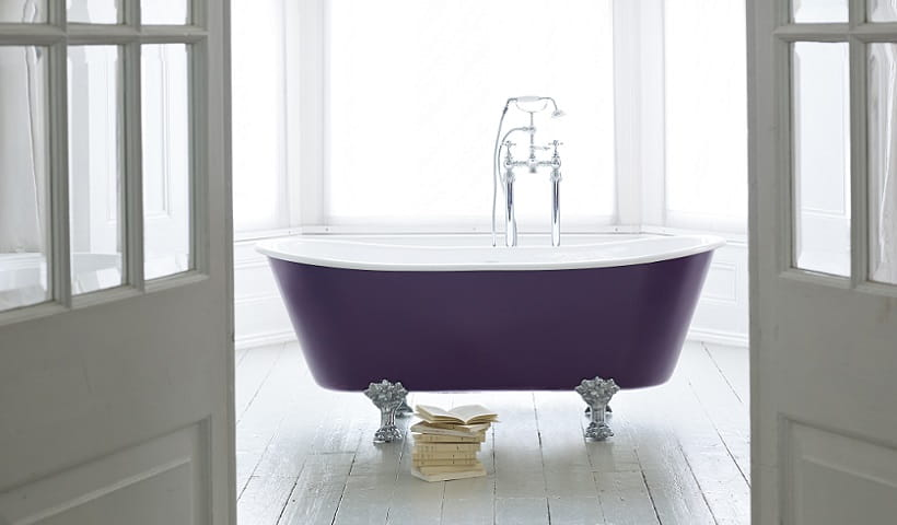 Porto Santo Cast Iron Bath