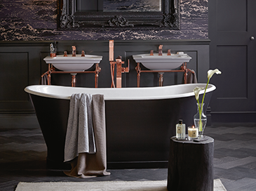 Taps and Showers by Heritage Bathrooms