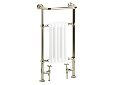 Clifton Baby Heated Towel Rail Vintage Gold