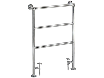 Victoria Heated Towel Rail Chrome
