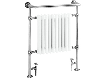Clifton Heated Towel Rail Chrome