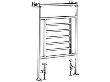 Winchester Heated Towel Rail Chrome