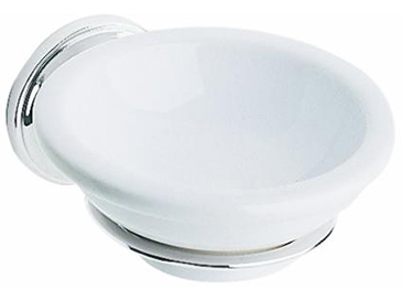 Clifton Soap Dish Chrome