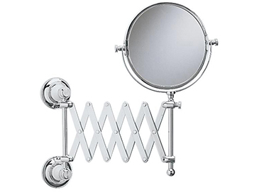 Clifton Ext Mirror Chrome