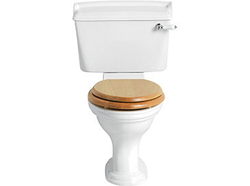Dorchester Comfort Height WC Pan