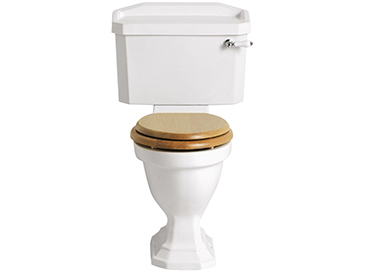Granley Comfort Height WC Pan