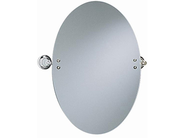 Clifton Swivel Mirror Chrome