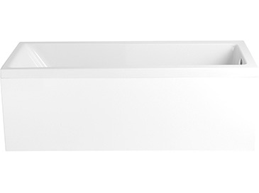 1800 Acrylic Bath Panel White