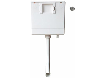 Caversham Dual Flush Push Button Concealed Cistern