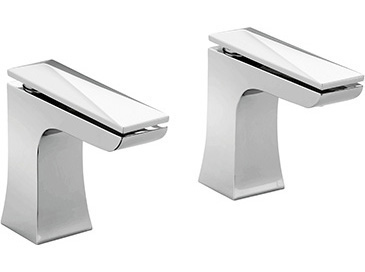 Hemsby Bath Taps Chrome