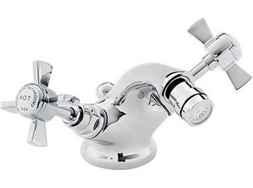 Dawlish Bidet Mixer Chrome