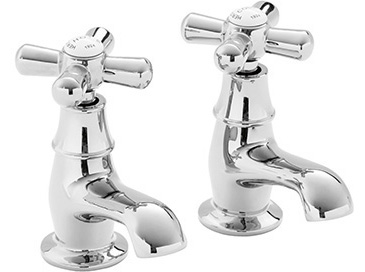 Ryde Basin Taps Chrome