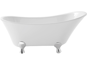Grantham Acrylic Slipper Bath Freestanding