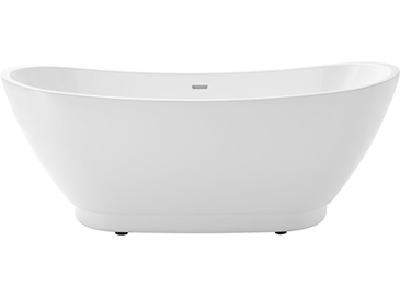 Merrivale Double Ended Freestanding Acrylic Bath
