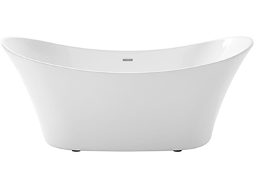 Penhallam Freestanding Acrylic Double Ended Bath