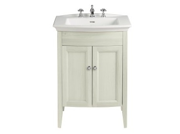 Caversham Vanity for Blenheim Basin Oyster