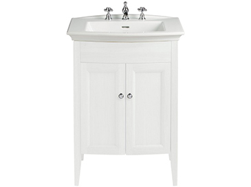 Caversham Vanity for Blenheim Basin White Ash